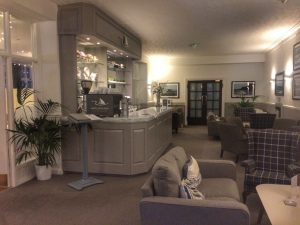White Lodge Hotel, Filey, lounge bar