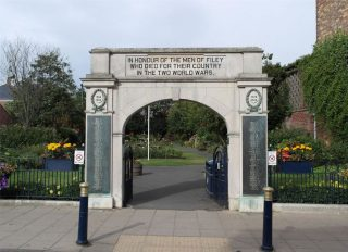 Filey War Memorial