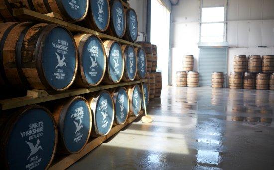 Distillery at Hunmanby