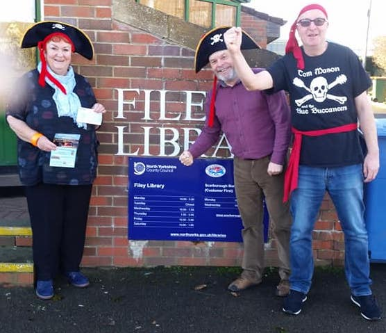 filey pirates