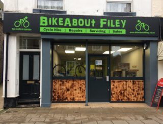 Bike About Filey shop