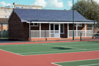 Filey Tennis Club House