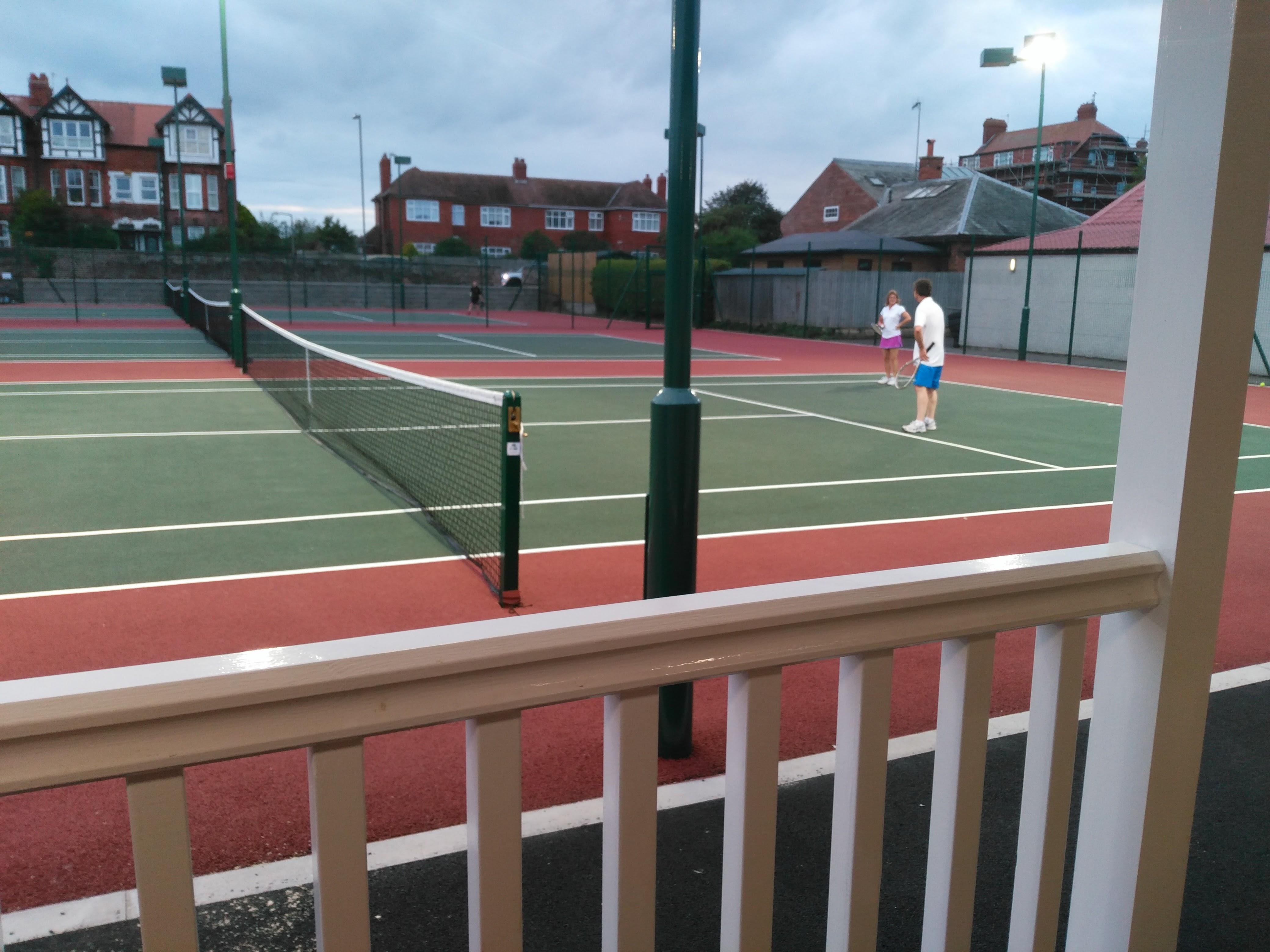 Filey Tennis Club