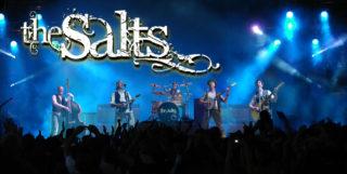 The Salts folk band