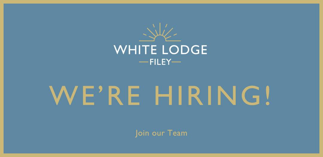 white lodge hotel we are hiring